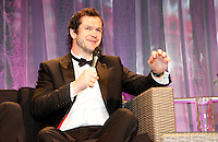 Photo: Richard Lane/Richard Lane Photography. Matt Hampson Foundation Six Nations Dinner at the Battersea Evolution, London. 15/02/2012.