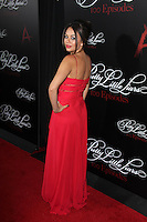 """Janel Parrish<br /> at the """"Pretty Little Liars"""" 100th Episode Celebration, W Hotel, Hollywood, CA 05-31-14<br /> Dave Edwards/DailyCeleb.com 818-249-4998"""