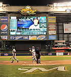Masahiro Tanaka (Yankees),<br /> MAY 9, 2014 - MLB :<br /> Masahiro Tanaka of the New York Yankees at bat in the seventh inning during the Major League Baseball game against the Milwaukee Brewers at Miller Park in Milwaukee, Wisconsin, United States. (Photo by AFLO)
