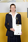 Caroline Davis, Athlete with a Disability. ASB College Sport Young Sportsperson of the Year Awards 2006, held at Eden Park on Thursday 16th of November 2006.<br />