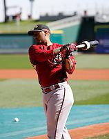 Felipe Lopez - Arizona Diamondbacks - 2009 spring training.Photo by:  Bill Mitchell/Four Seam Images