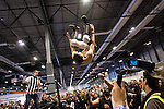Show of the Triple W (White Wolf Wrestling) at Expocomic 2016 in Madrid, Spain. December 03, 2016. (ALTERPHOTOS/BorjaB.Hojas)