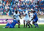 Joel Kpoku, England 25 v 33 France at Stade de la Mediterranee, Beziers, France, World Rugby U20 Championship 2018. Photo Martin Seras Lima