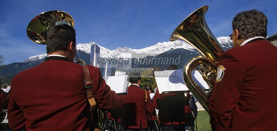 Europe/Autriche/Tyrol/Innsbruck: Festival de musique du Tyrol - Musiciens sur les rives de l'Inn