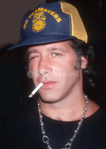 #AndrewDiceClay 1991<br /> Photo by John Barrett/PHOTOlink.net / MediaPunch