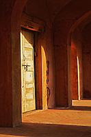 Interior of Tomb of Mohammed Shah, Lodhi Gardens, New Delhi, India