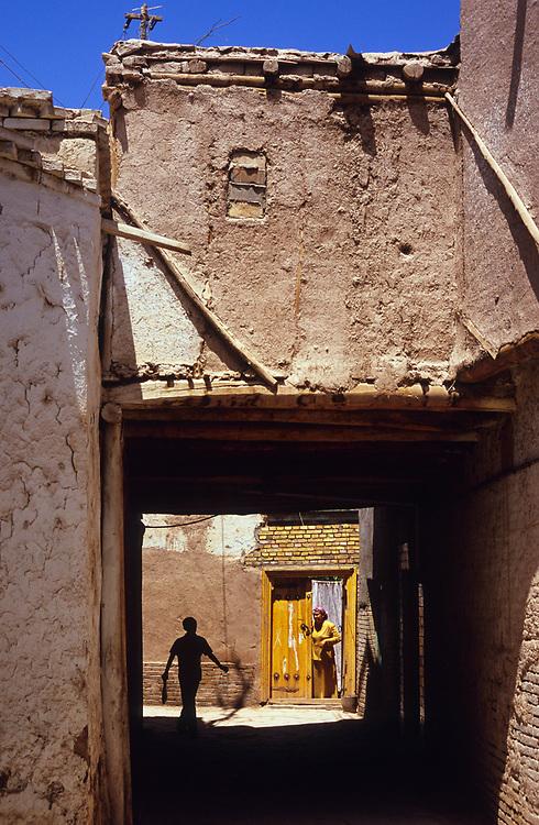 Kashgar, Xinjiang, China, 2007