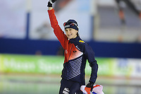 SPEED SKATING: CALGARY: Olympic Oval, 08-03-2015, ISU World Championships Allround, Martina Sábliková (CZE), ©foto Martin de Jong