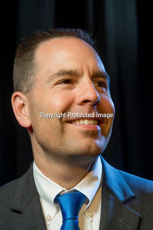 Marysville Mayor Jon Nehring. Photo by Daniel Berman