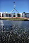 Parliament House Canberra Australia. Photo Mark Graham