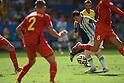 Lionel Messi (ARG),<br /> JULY 5, 2014 - Football / Soccer :<br /> FIFA World Cup Brazil 2014 Quarter-finals match between Argentina 1-0 Belgium at Estadio Nacional in Brasilia, Brazil. (Photo by FAR EAST PRESS/AFLO)