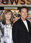 """Days Of Our Lives - Lauren Koslow, Drake Hogestyn meet the fans as they sign """"Days Of Our Lives Better Living"""" on September 27, 2013 at Books-A-Million in Nashville, Tennessee. (Photo by Sue Coflin/Max Photos)"""