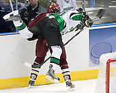 Peter Harrold, Mike Prpich - The Boston College Eagles defeated the University of North Dakota Fighting Sioux 6-5 on Thursday, April 6, 2006, in the 2006 Frozen Four afternoon Semi-Final at the Bradley Center in Milwaukee, Wisconsin.