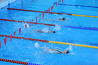 ZWEMMEN: HEERENVEEN: 01-11-2014, SportStad, NK parazwemmen, Estafette, ©foto Martin de Jong