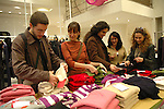 Shopping in via Roma a Torino...October 2006...Ph. Marco Saroldi/Pho-to.it