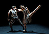 ENB Choreographics<br /> at the Lilian Baylis Studio, Sadler's Wells, London, Great Britain <br /> 18th June 2015 <br /> Rehearsal <br /> <br /> <br /> A Touch for Eternity <br /> Choreography by James Streeter<br /> Adela Ramirez<br /> Juan Rodriguez<br /> <br /> <br /> <br /> <br /> <br /> <br /> Photograph by Elliott Franks <br /> Image licensed to Elliott Franks Photography Services