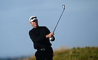 Jim Crane in action during Round 3 of the 2015 Alfred Dunhill Links Championship at the Old Course, St Andrews, in Fife, Scotland on 3/10/15.<br /> Picture: Richard Martin-Roberts | Golffile