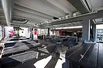 interieur clubhuis AH&BC