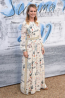 LONDON, UK. June 25, 2019: Cressida Bonas arriving for the Serpentine Gallery Summer Party 2019 at Kensington Gardens, London.<br /> Picture: Steve Vas/Featureflash