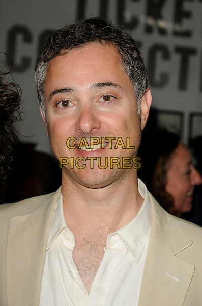 """ANTHONY FABIAN, director .At the UK Film Premiere of """"Skin"""" at the Odeon West End cinema, Leicester Square, London, England, UK, .2nd July 2009..portrait headshot beige hairy chest .CAP/CAN.©Can Nguyen/Capital Pictures"""