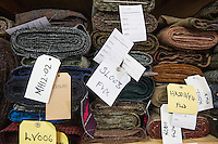 Harris Tweed Hebrides, the award-winning company based at Shawbost on the west coast of the Isle of Lewis, now accounts for around 90 per cent of Harris Tweed production. Export everywhere.  Harris Tweed Hebrides produce circa il 90% di tutto il tweed esportando in tutto il mondo Tessuti