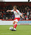 Joel Byrom of Stevenage Borough during the Blue Square Premier match between Stevenage Borough and Salisbury City at the Lamex Stadium, Broadhall Way, Stevenage on 17th October, 2009.© Kevin Coleman 2009 .