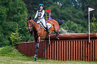 NZL-Tayla Mason rides Centennial during the Cross Country for the Sema Lease CCI4*-L. 2019 IRL-Sema Lease Camphire International Horse Trials. Cappoquin. Co. Waterford. Ireland. Saturday 27 July. Copyright Photo: Libby Law Photography