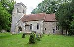 Village parish church of Saint Peter, Creeting St Peter, Suffolk, England, UK