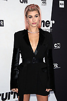 NEW YORK, NY - May 16 : Hailey Baldwin at Turner Upfront 2018 at Madison Square Garden in New York. May 16, 2018 Credit:/RW/MediaPunch