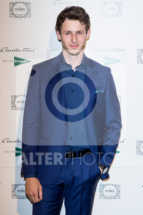 Nicolas Coronado attend Emidio Tucci parade of the new autumn / winter collection in Madrid, Spain. March 30, 2017. (ALTERPHOTOS / Rodrigo Jimenez)