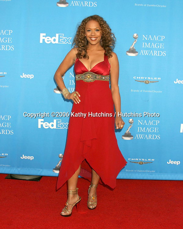 Rachel True.37th NAACP Image Awards.Shrine Auditorium.Los Angeles, CA.February 25, 2006.©2006 Kathy Hutchins / Hutchins Photo....