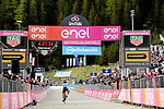 Nans Peters (FRA) AG2R La Mondiale wins solo, his first professional victory, Stage 17 of the 2019 Giro d'Italia, running 181km from Commezzadura (Val di Sole) to Anterselva / Antholz, Italy. 29th May 2019<br /> Picture: Gian Mattia D'Alberto/LaPresse | Cyclefile<br /> <br /> All photos usage must carry mandatory copyright credit (© Cyclefile | Gian Mattia D'Alberto/LaPresse)