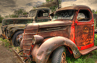Classic Old Trucks - New Mexico