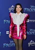 "LOS ANGELES, USA. November 08, 2019: Nuengthida Sophon at the world premiere for Disney's ""Frozen 2"" at the Dolby Theatre.<br /> Picture: Paul Smith/Featureflash"