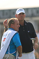 Thomas Bjorn (DEN) on the final day of the DUBAI WORLD CHAMPIONSHIP presented by DP World, Jumeirah Golf Estates, Dubai, United Arab Emirates.Picture Denise Cleary www.golffile.ie