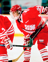 Karen Nystrom Team Canada 1994. Photo copyright F. Scott Grant