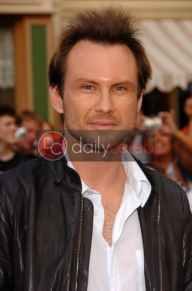Christian Slater<br />