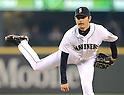 Hisashi Iwakuma (Mariners),.MAY 26, 2013 - MLB :.Hisashi Iwakuma of the Seattle Mariners pitches during the baseball game against the Texas Rangers at Safeco Field in Seattle, Washington, United States. (Photo by AFLO)