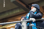 20.01.2018, Volksparkstadion, Hamburg, GER, 1.FBL, Hamburger SV vs 1. FC Koeln<br /> <br /> im Bild<br /> Fans des Hamburger SV nach Ende des Spiels, entt&auml;uscht, <br /> <br /> Foto &copy; nordphoto / Ewert