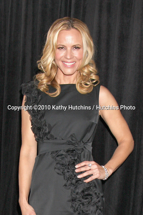 Maria Bello.arriving at the 9th Annual Award Season Diamond Fashioln Show Preview.Beverly Hills Hotel.Beverly Hills, CA.January 14, 2010.©2010 Kathy Hutchins / Hutchins Photo....