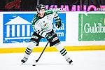 Stockholm 2014-03-21 Ishockey Kvalserien AIK - R&ouml;gle BK :  <br /> R&ouml;gles Daniel Zaar <br /> (Foto: Kenta J&ouml;nsson) Nyckelord:  portr&auml;tt portrait