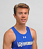 Luke Coulter of Riverhead poses for a portrait during Newsday's All-Long Island boys track and field photo shoot at company headquarters on Wednesday, June 15, 2016.
