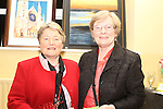 Rita Branigan and Margaret Woods at the Art Exhibition in Scoil Aonghusa..(Photo credit should read Jenny Matthews www.newsfile.ie)....This Picture has been sent you under the conditions enclosed by:.Newsfile Ltd..The Studio,.Millmount Abbey,.Drogheda,.Co Meath..Ireland..Tel: +353(0)41-9871240.Fax: +353(0)41-9871260.GSM: +353(0)86-2500958.email: pictures@newsfile.ie.www.newsfile.ie.