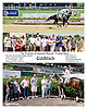 Coldblack winning at Delaware Park racetrack on 6/16/14