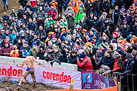 Picture by Alex Whitehead/SWpix.com - 04/02/2018 - Cycling - 2018 UCI Cyclo-Cross World Championships - Valkenburg, The Netherlands - Elite Men's race, fans, supporters.