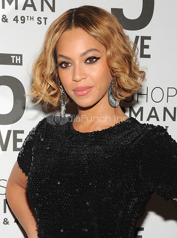 New York, NY-  November 4: Beyonce  attends the Topshop Topman Dinner in Celebration of the 5th Avenue New York Flagship store on November 4, 2014  in New York City. Credit: John Palmer/MediaPunch