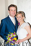 Michelle Ní Chonchúir, The Colony, Strand Street, Dingle daughter of Micheál and Máire, and Thomas O'Sullivan, Ahabeg Middle, Lixnaw, son of the late Donal and Kathleen, who were married in a Humanist ceremony in the Malton Hotel Killarney on Saturday, the celebrant at the ceremony was Norma McElligott, best man was Donal O'Sullivan, bridesmaid was Orla Ní Chonchuir, the couple will reside in Tralee