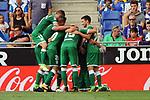 League Santander 2017-2018 - Game: 2<br /> RCD Espanyol vs CD Leganes: 0-1.