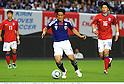 Shinji Okazaki (JPN), Ki Sung-Yueng (KOR),AUGUST 10, 2011 - Football / Soccer :Kirin Challenge Cup 2011 match between Japan 3-0 South Korea at Sapporo Dome in Sapporo, Hokkaido, Japan. (Photo by Takamoto Tokuhara/AFLO)