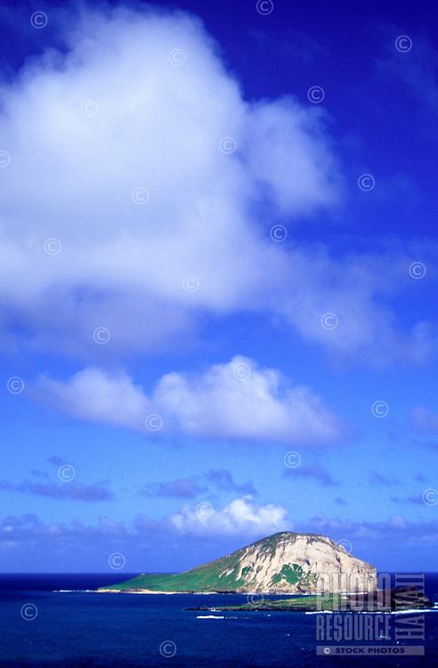Rabbit Island just of the windward side of Oahu
